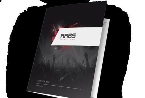 RRBS Preisliste